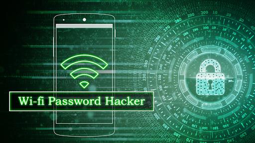 Wifi Password Hacker Prank 1 تصوير الشاشة