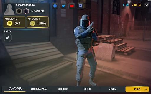 Critical Ops: Multiplayer FPS screenshot 14