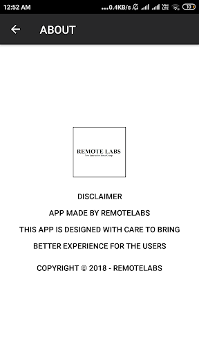 Airtel Remote Control screenshot 7