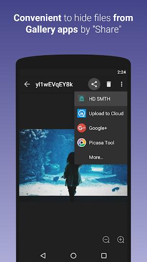 Hide Something 🥇 photos, videos screenshot 4