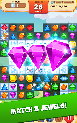 Jewel Match King 2 تصوير الشاشة