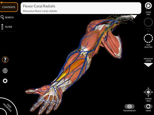 Anatomy 3D Atlas 12 تصوير الشاشة