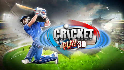 Cricket Play 3D: Live The Game screenshot 1