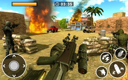 مكافحة الإرهاب مهمة بندقية مهمة 1 تصوير الشاشة
