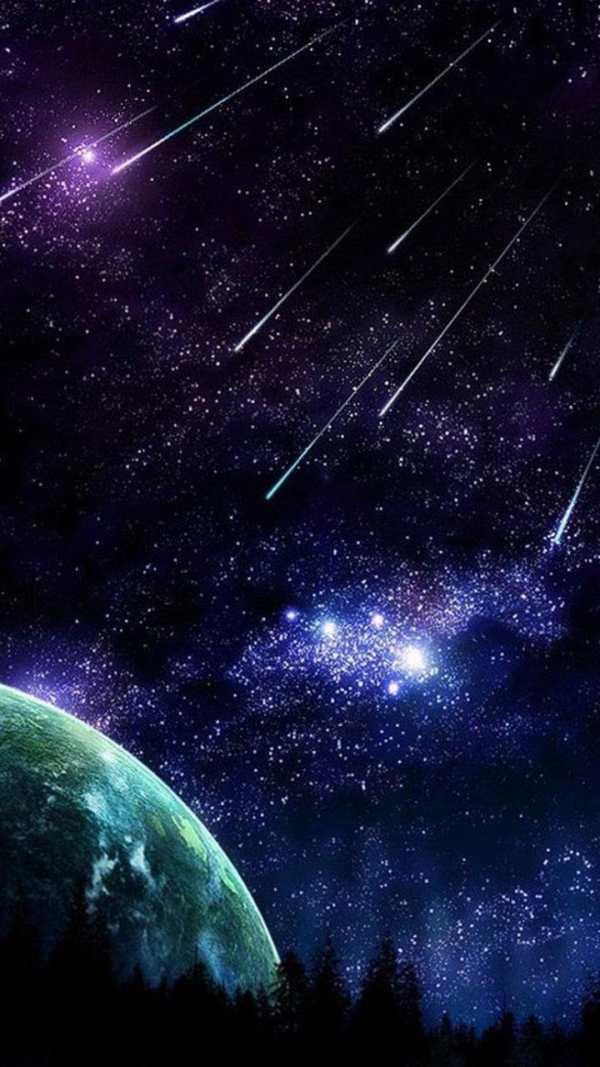 Meteor Live Wallpaper screenshot 2