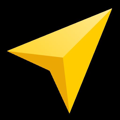 Яндекс.Навигатор – пробки и навигация по GPS иконка
