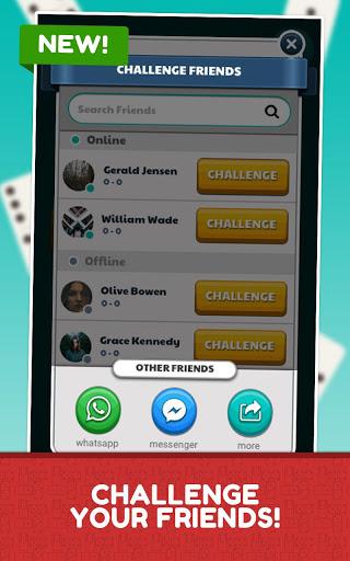 Dominos Online Jogatina: Dominoes Game Free screenshot 19