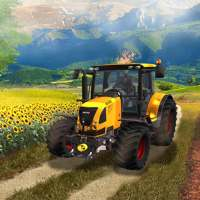 Modern Tractor Cargo : Real Forming Drive 3D on 9Apps