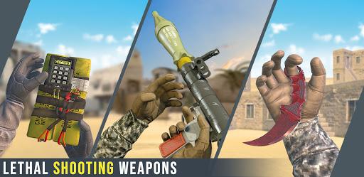 ألعاب حرب كوماندو: ألعاب مطلق النار الجديدة 2021 6 تصوير الشاشة