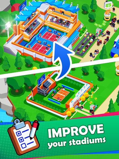 Sports City Tycoon - Idle Sports Games Simulator screenshot 11