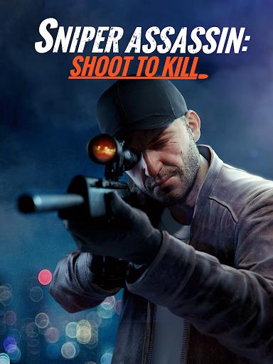 Sniper 3D: Fun Free Online FPS Shooting Game स्क्रीनशॉट 7