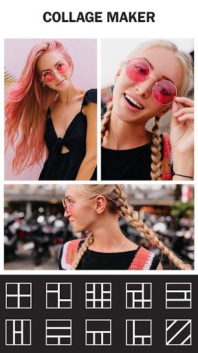 Photo Editor Picsa: Photo Collage Maker & Stickers screenshot 3