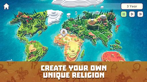 Religion inc. God Simulator & Sandbox World Create screenshot 2