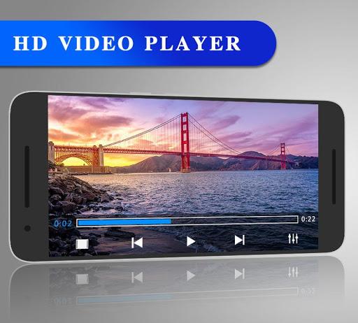 HD Video Player screenshot 1