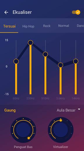 Pemutar Musik - MP3 Player, Music Player screenshot 4