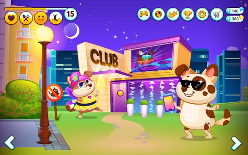 Duddu -حيواني الأليف الافتراضي 16 تصوير الشاشة