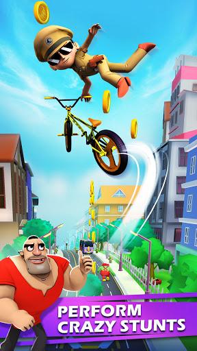 Little Singham Cycle Race screenshot 4