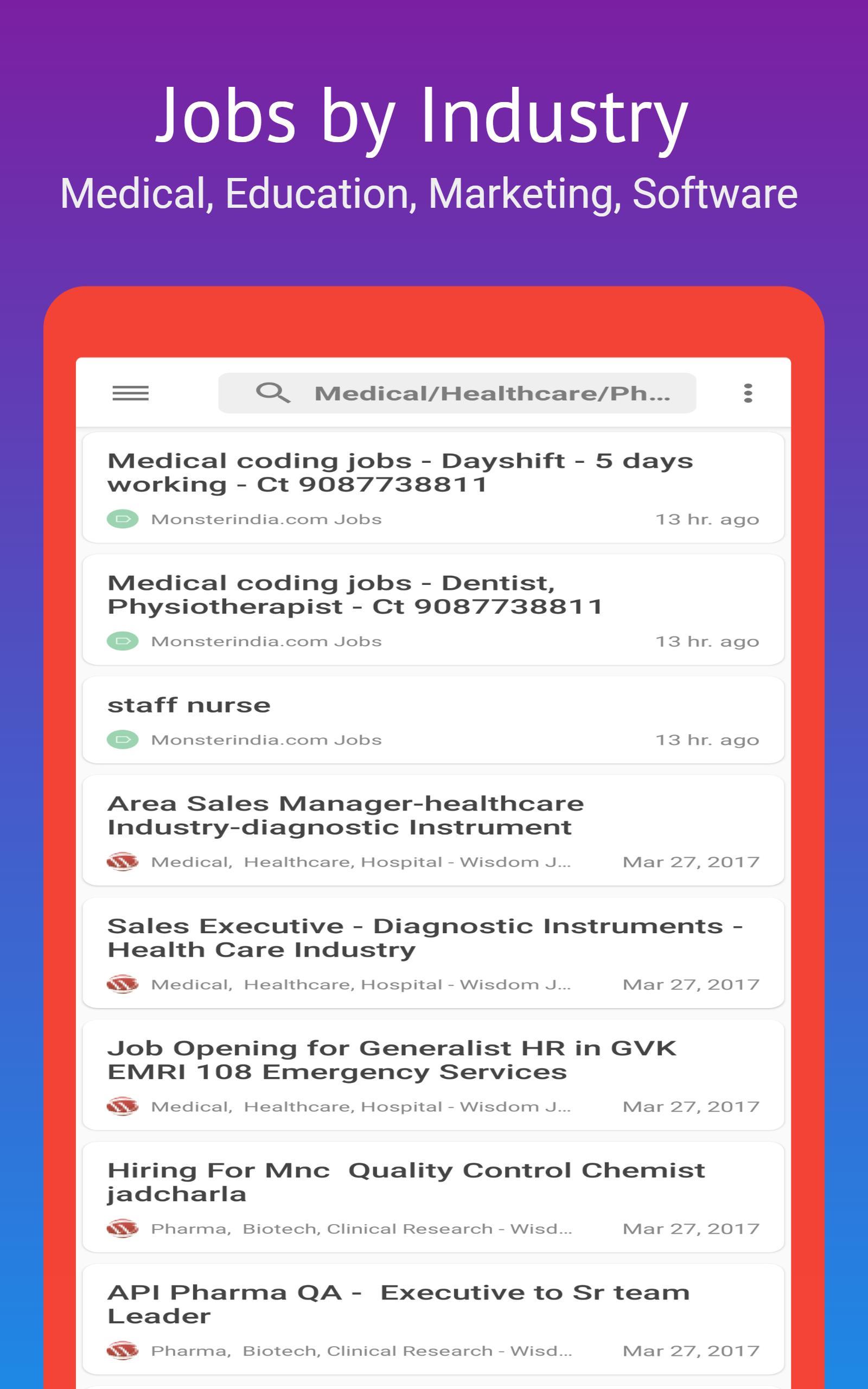 Jobs India: All Government Job Updates, Job Alerts screenshot 12