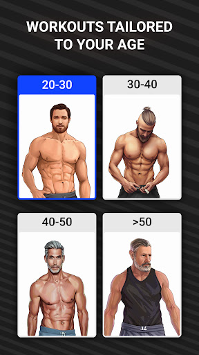 Workout Planner by Muscle Booster screenshot 5