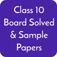 Class 10 CBSE Board Solved Papers & Sample Papers on APKTom