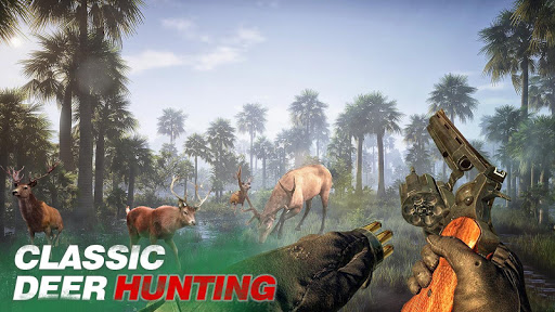 Wild Dino Shooting Adventure : Deer Hunting Games screenshot 4