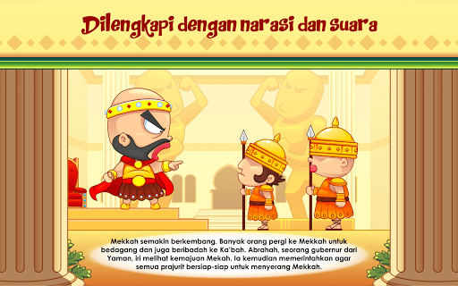 Kisah 25 Nabi dan Rasul untuk Anak - KABI screenshot 9