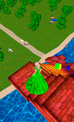 Cinderella. Way home. screenshot 2