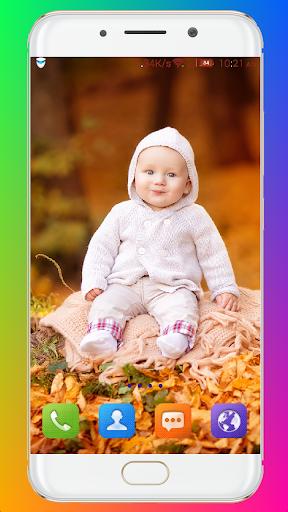 Cute Baby Wallpaper screenshot 6