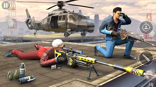 sniper game offline terbaik - game perang offline screenshot 1