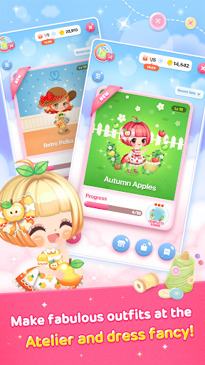 LINE PLAY - Our Avatar World screenshot 2