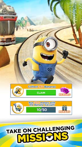 Minion Rush: Despicable Me Official Game screenshot 7