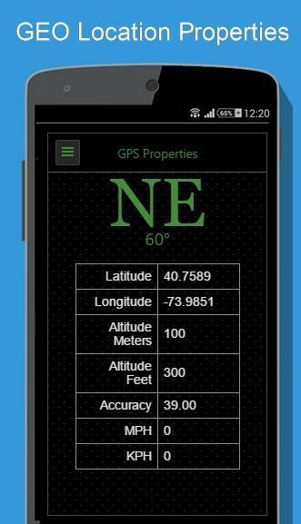 Regency Compass GPS & Speedometer Street View 6 تصوير الشاشة