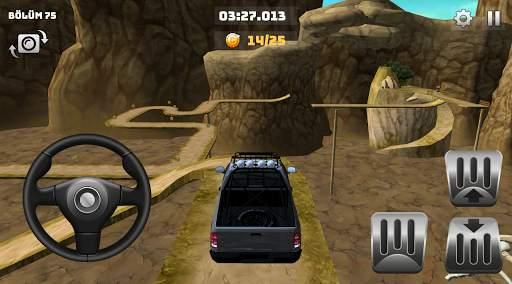 Mountain Climb 4x4 : Offroad Car Drive screenshot 1