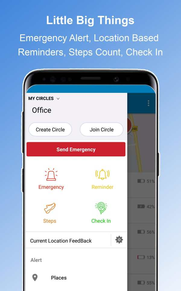 Family Locator On Map - GPS Tracker screenshot 5