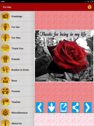 Thank You Greeting Card Images screenshot 10