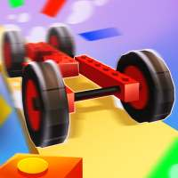 Folding Car puzzle games: fun racing car simulator on 9Apps