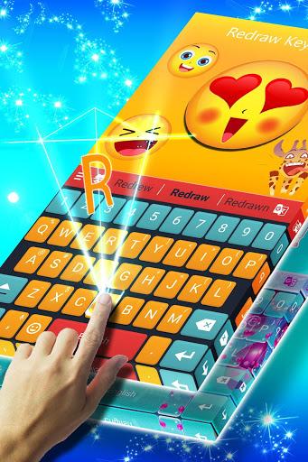 New 2021 Keyboard 6 تصوير الشاشة