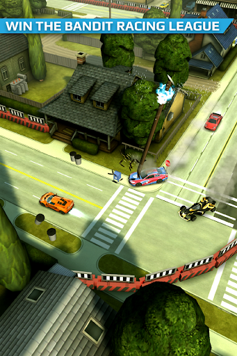 Smash Bandits Racing screenshot 1