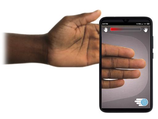 ICE Unlock Fingerprint Scanner screenshot 3