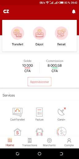 CashZone screenshot 3