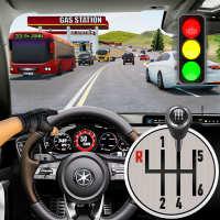Carro Condução Escola: Real Condução Academia Test on 9Apps