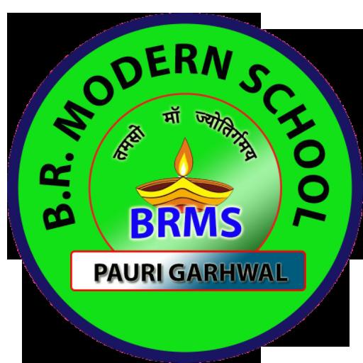 B R Modern School, Pauri icon