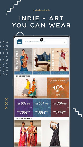 AJIO Online Shopping - Handpicked Curated Fashion 3 تصوير الشاشة
