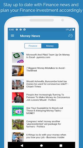 EMI Calculator - Loan & Finance Planner screenshot 6