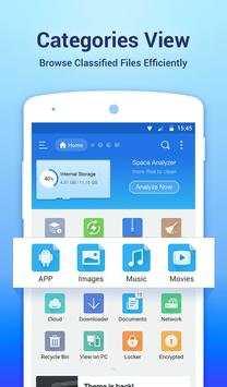 ES File Explorer File Manager screenshot 3