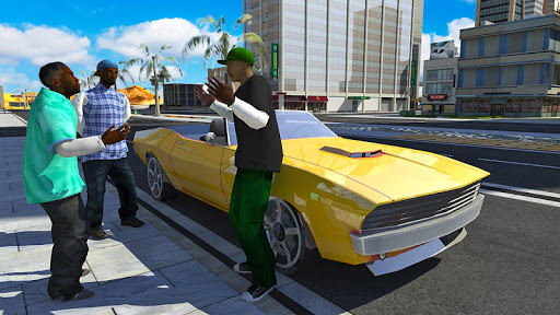Real Gangsters Auto Theft-Free Gangster Games 2021 1 تصوير الشاشة