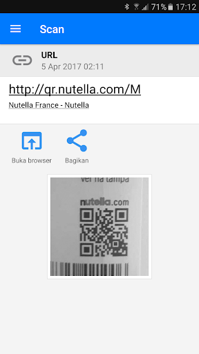 QR & Barcode Scanner screenshot 4