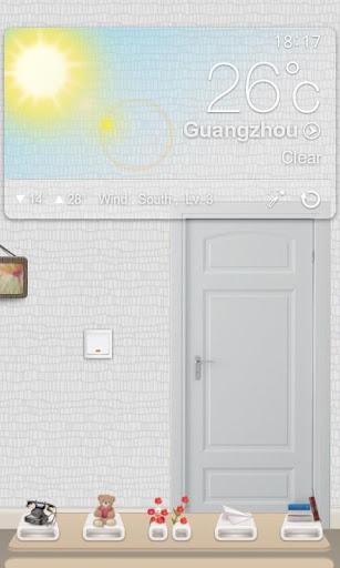 Dreamhouse Next Launcher Theme 1 تصوير الشاشة