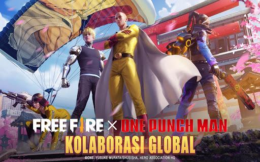 Garena Free Fire-New Beginning screenshot 1