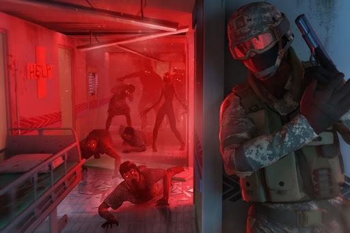 Zombie Frontier 3: قناص بندقية 4 تصوير الشاشة